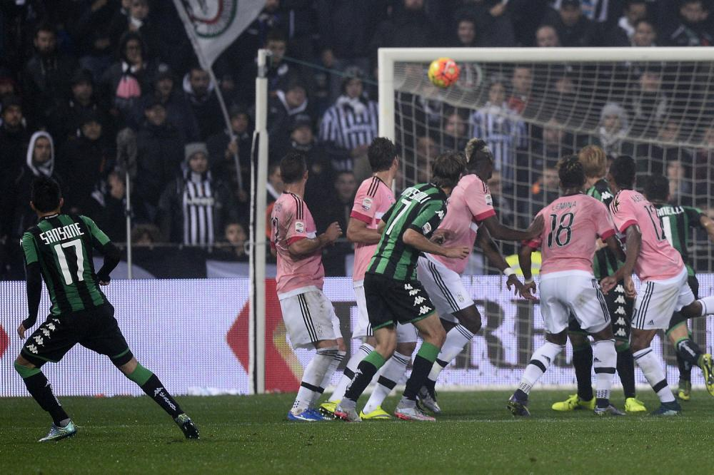 Amarcord. Sassuolo-Juventus 1-0
