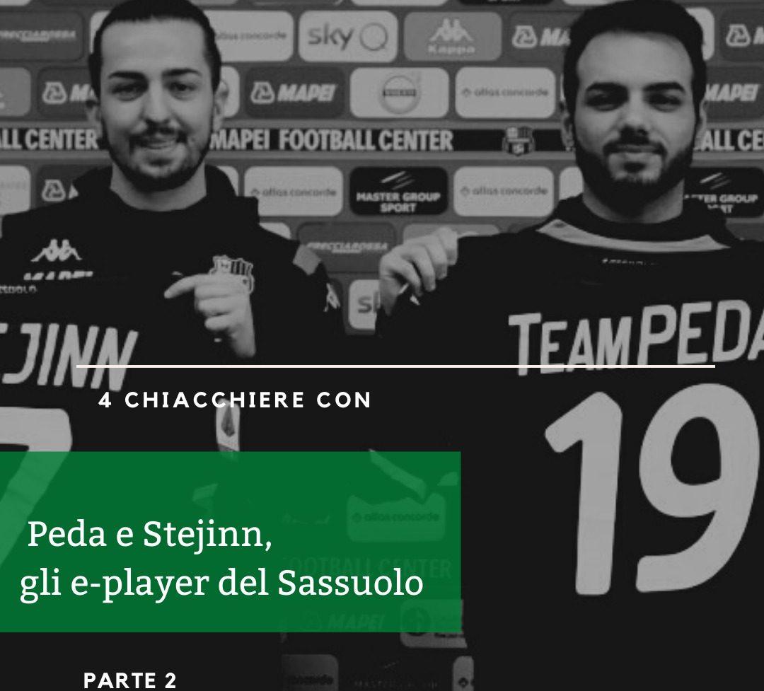 Intervista a Teampeda e Stejinn7 – PARTE 2