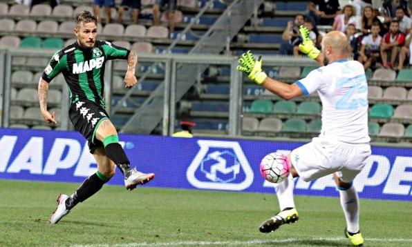 Amarcord. Sassuolo-Napoli 2-1