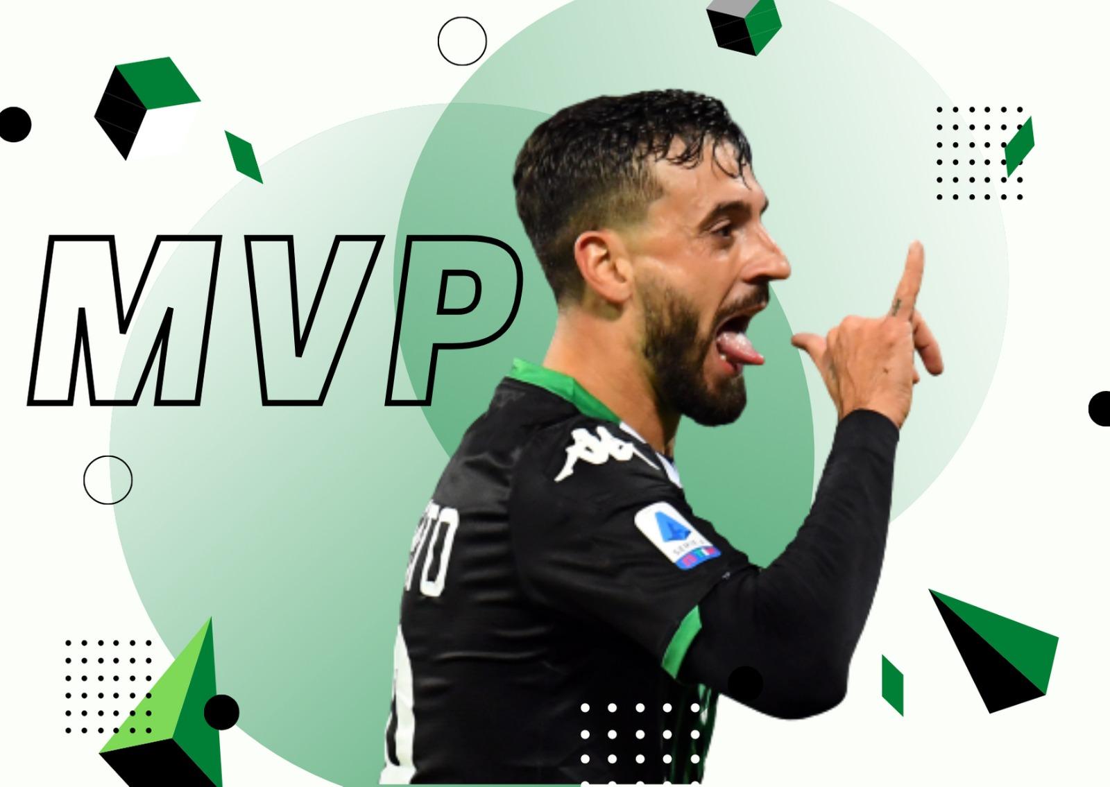 MVP 2020: Francesco Caputo